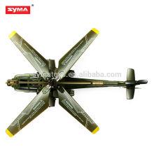 SYMA S109G helicóptero de tiburón mosca rc de 3 canales con simulador gyro -apache