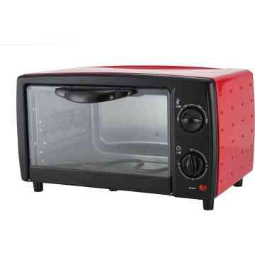 Mini machine de support de four toast de four électrique de 10L