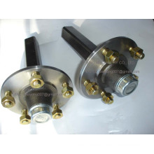 Stub Axle for Boat Trailer, Box Trailer or Other Trailers