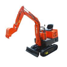 0.8T mini garden excavator
