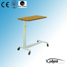 Hospital Medical Moveable Cantilever Dinner Table (L-2)