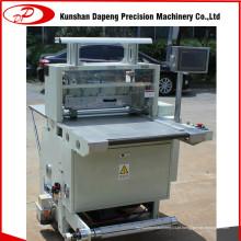 Fita de espuma e Máquina de corte de folhas de etiquetas adesivas