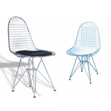 Кожаный стул реплики Dkr Eames (XS-130)
