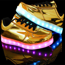 New Design LED Shoes Men Women