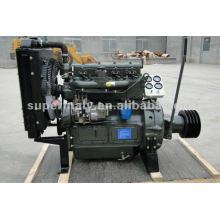 Motor diesel para generador
