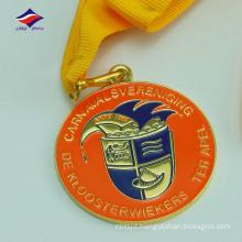 Company logo new design fashion cheap souvenir metal medallion