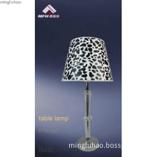 2013 Hot Sale Classic Black Tripod Fabric Table Lamp