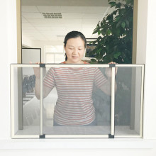 Aluminium Extendable Insect Mosquito Net Screen Window