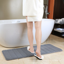 polyester bathroom carpet and rug set pad