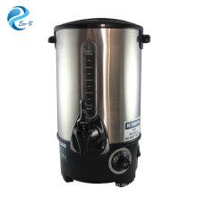 Dispensador de caldera de agua caliente eléctrica de acero inoxidable comercial profesional de nuevo diseño OEM 8/10/12/16/20/30/35 litros