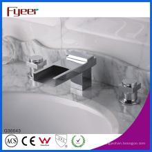 Fyeer 3004 Series Cachoeira Bacia Torneira Banheira Shower Mixer
