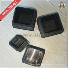 Tampões protetores quadrados plásticos duráveis do agregado familiar (YZF-H214)