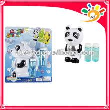 bubble machine cute bubble panda full automatic bubble gun toy