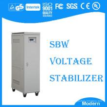 SBW estabilizador automático del voltaje (30KVA, 50KVA, 80KVA, 100KVA)