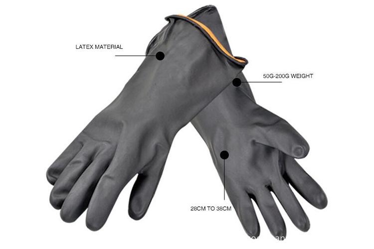 Working Latex Glove