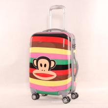 Student Pullcase Suitcase ABS + PC Suitcase Chassis de 20 pouces, 24 pouces Universal Wheel Password Luggage Wholesale