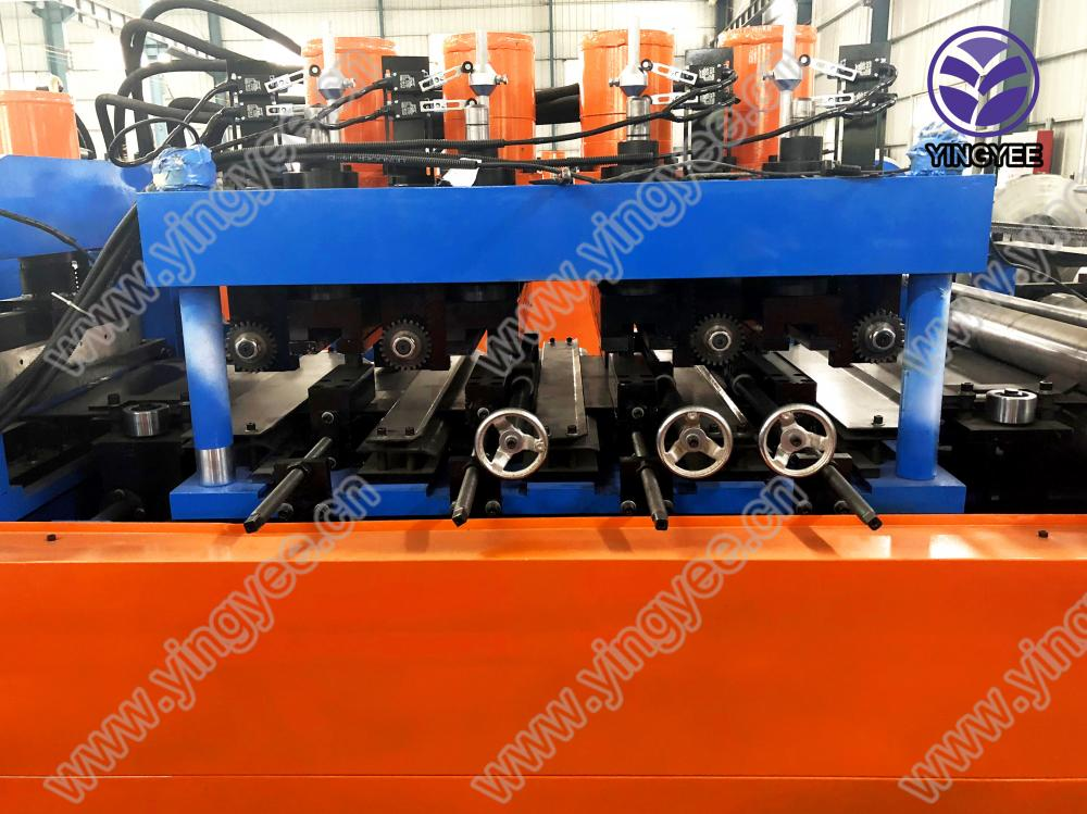 Cz Purlin Machine From Yingyee032
