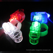 LED Finger Lights Beams Light Up Toys Party Favors Supplies