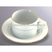 220cc fine porcelain coffee cup and saucer tea set