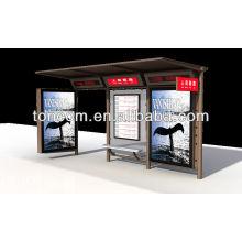 THC-26 Standard modernen Transit Schutz mit Licht-Box