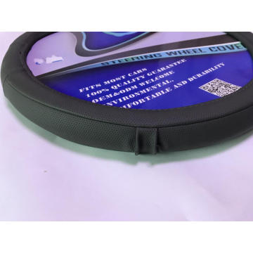 Performance steering wheel cover