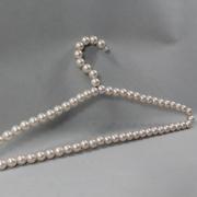 Pearl Bead Coat Hanger