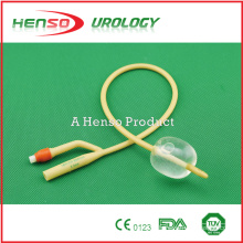 Henso Standard Latex Foley Catheter