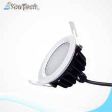 Warm White led 9w downlight plano