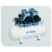 Oil Free Oilless Silent Dental Air Compressor (KJ-1000)