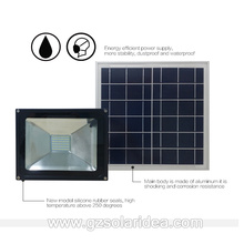 30Watt Portable Solar Flood Light For outdoor