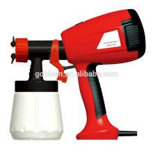 400W Mini HVLP Pulvérisateur électrique à main électrique Pulvérisateur à peinture électrique Portable GW8176