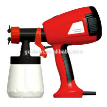 400W Mini HVLP Hand Held Electric Spray Gun Electric Paint Sprayer Portable GW8176