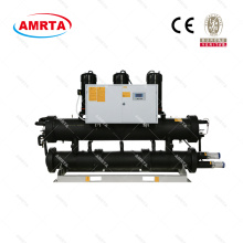 Acondicionador de aire industrial refrigerado de agua a agua