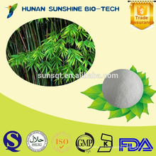 Best quality of hair conditioner's raw material Bambusa vulgaris P.E. powder 70% Organosilicone