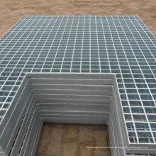 China Lieferant Großhandel verzinktem Bodenablauf Stahlgitter