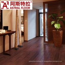Revêtement de sol en vinyle PVC WPC