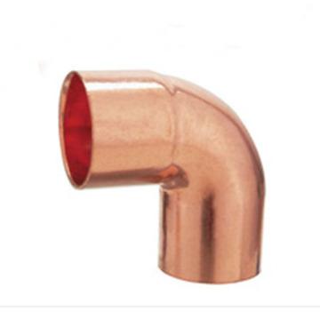 Codo soldado de cobre ISO9001
