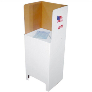 Voting Booth with Customize Size