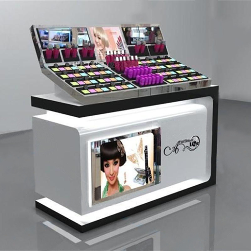 Cosmetics Store Counter