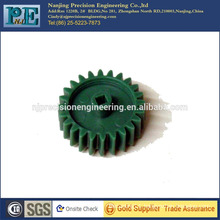 Custom good quality injection plastic worm gear