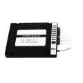 Onu gpon compact wdm filtres 16 canaux Single Fiber Cwdm mux demux