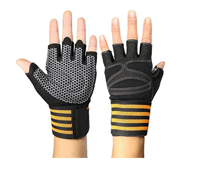 Support Sport Dumbbell Gloves