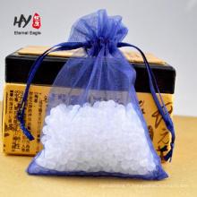 fournisseur d'usine de porcelaine nouveau sac d'organza avec de haute qualité