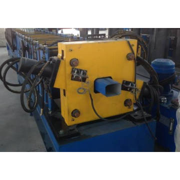 Ce e ISO Aprovação Downspout Pipe Roll Forming Machine