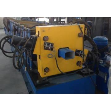 Ce e ISO Aprovação Downspout Pipe Roll Forming Machine