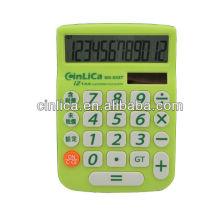 12 calculatrice d'impôt numérique grande calculatrice égale pour usage domestique et de bureau