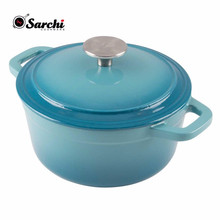 Hot sale Enameled cast iron casserole dishes