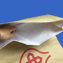 Benutzerdefiniertes Logo Drei zusammengesetzte Papier-Kunststoff-Verbundbeutel