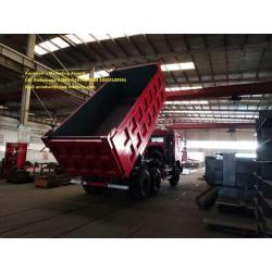 Sinotruk Mineral Transport Automatic Dump Truck