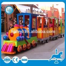 NEW Funny game for kids Mini Track kids electric tourist train